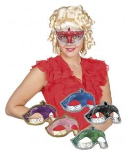 Masque de Venise paillettes Corona