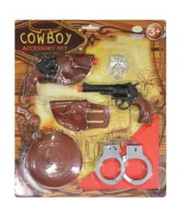 Déguisement Tunique Cowboy garcon