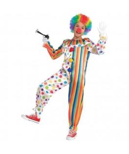 Déguisement Combinaison enfant Clown