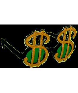 Lunettes Fantaisie Dollar