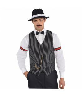 Déguisement Veston Gangster Capone Années 20