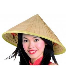 Chapeau de risière Asie
