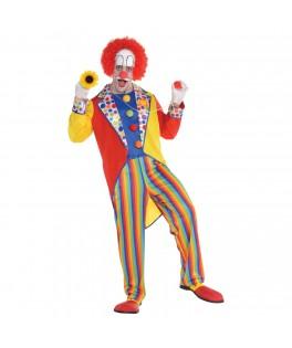 Déguisement Combinaison Clown adulte