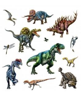 Autocollant T Rex