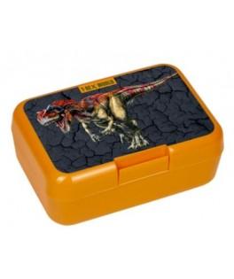 Grosse Boîte à goûter Thème Dinosaure T Rex