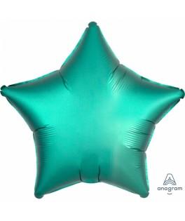 Ballon Etoile vert jade