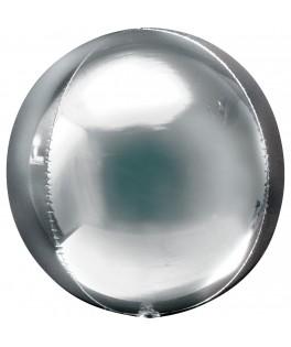 Ballon Jumbo Argent 40 cm