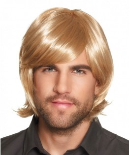 Perruque Claude Blond