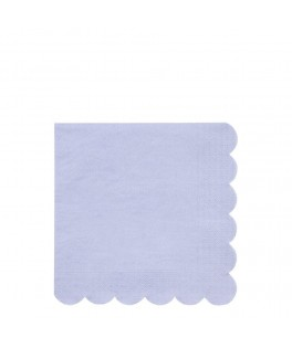serviettes jetable rose pastel