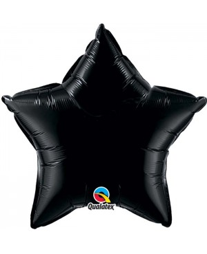 Ballon Etoile Noir - Vrac
