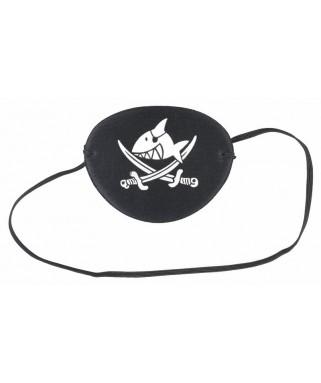 Cache œil Pirate Capt'n Sharky