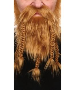 Barbe & Moustache Viking