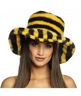 Chapeau Peluche Abeille