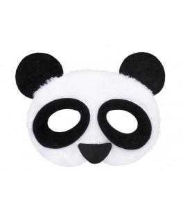 Masque Panda peluche