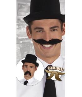 Moustache flexible