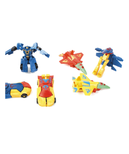 Mini transformers Voit Robot Avion