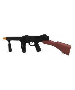 Pistolet mitrailleur à hochet
