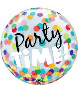 Ballon Bubble Party Time