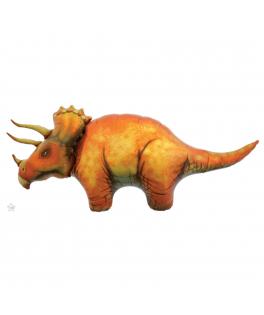Ballon Dinosaure Triceratops