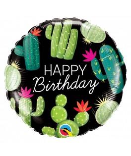 Ballon Cactus - 46 cm