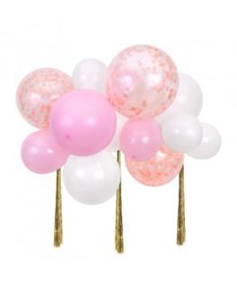 Kit Nuagede ballons rose