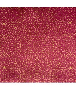 20 Serviettes Croco Ruby F. Paviot - 40 x 40 cm