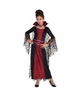 Déguisement Reine Cercueil Halloween Enfant