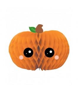 Citrouille alvéolée Halloween
