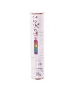 Canon à serpentins & confettis multicolores 20 cm