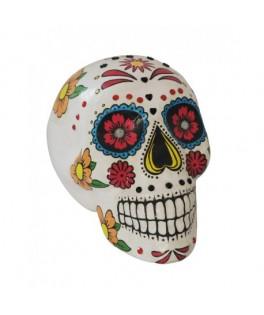 Crâne Mexicain Dia de los Muertos