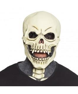 Masque Tête Latex Skull