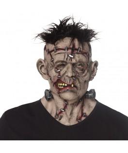 Masque Tête Latex Mr Scar