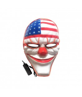Led Mask Scary