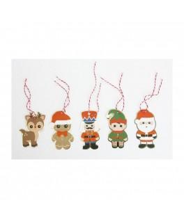 10 Etiquettes Cadeaux Sweety Christmas