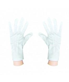 Gants coton blancs LUXE