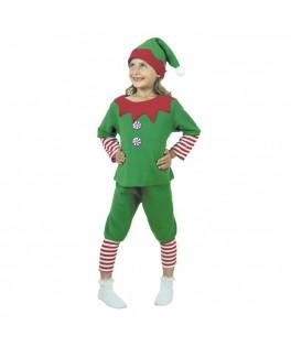Déguisement Elfe doudou Enfant