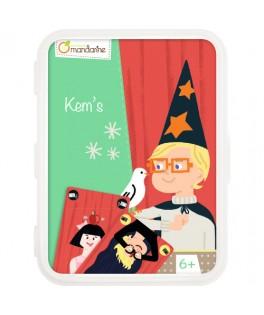Jeu de cartes, Kem'S