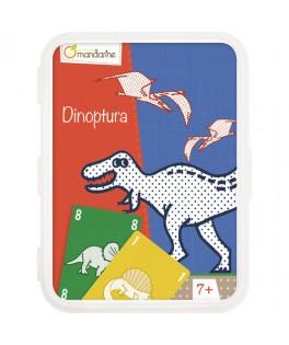 Jeu de cartes, Dinoptura