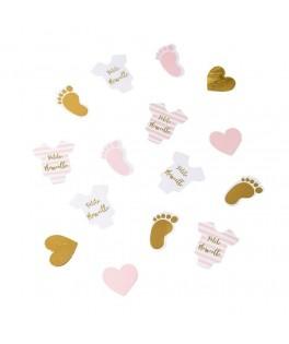 100 Confettis de table Petite Merveille