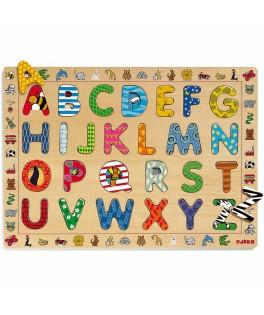 Puzzle éducatif ABC - DJECO