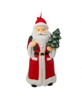 Bougie Père Noel