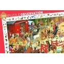 Puzzle d'observation EQUITATION - 200 pièces - Jungle DJECO