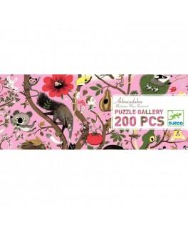 Puzzle Gallery ABRACADABRA - 200 pièces - DJECO