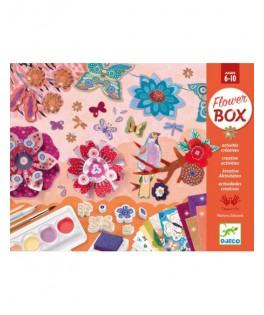 FLOWER BOX - Coffrets multi activités - DJECO