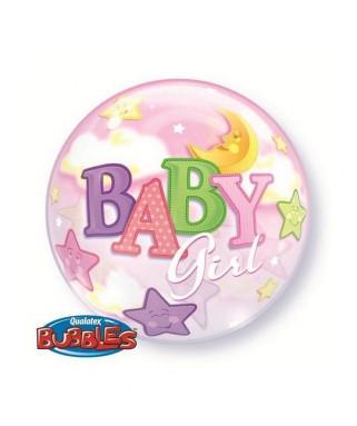 Ballon Baby Shower Bebe Fille
