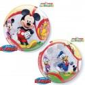 Ballon single Bubble Mickey Mouse & ses amis Disney