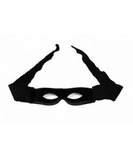 Masque de justicier noir