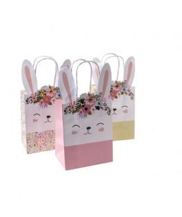 6 Jolis sacs cadeau Lapinou