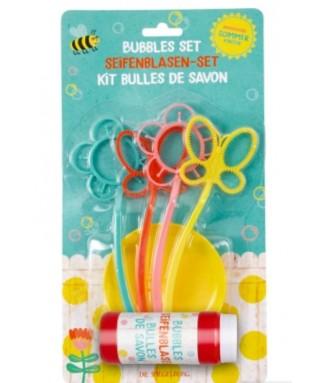 Kit bulles de savon