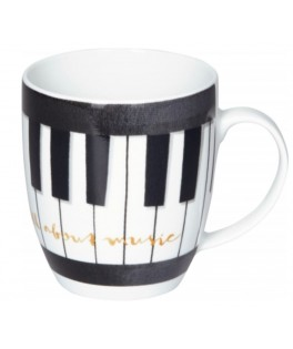 Tasse All about music